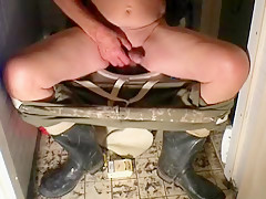 Nlboots military lengthy johns undressing
