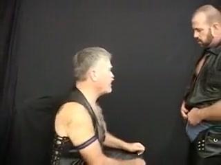 Leather Bears - W Clint Taylor and Glenn Bear